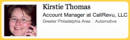 Kirstie Thomas LinkedIn Profile resized 258