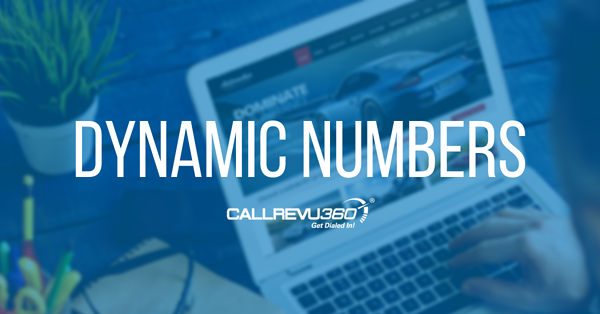 facebook - Dynamic Numbers