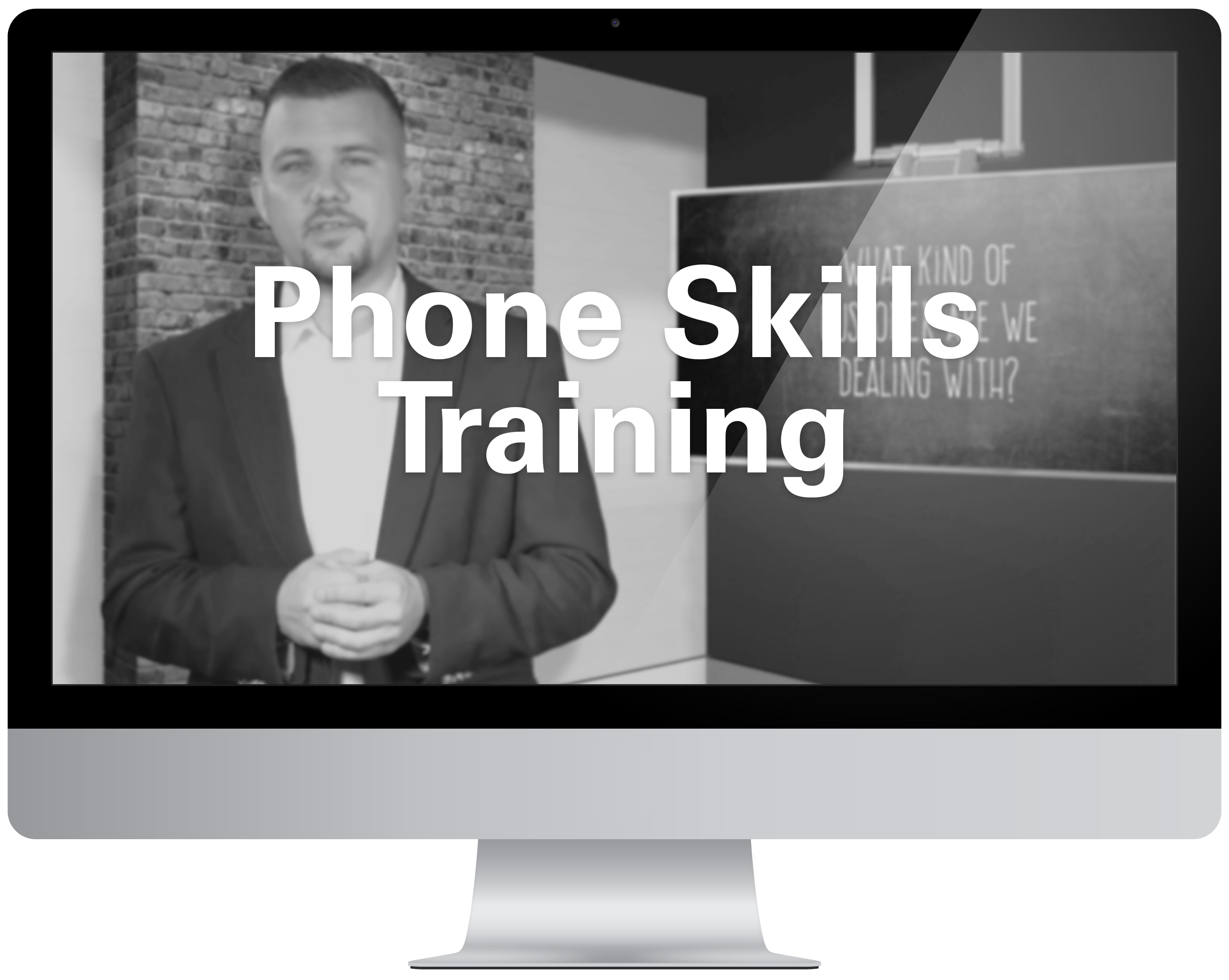 Phone Skills Training