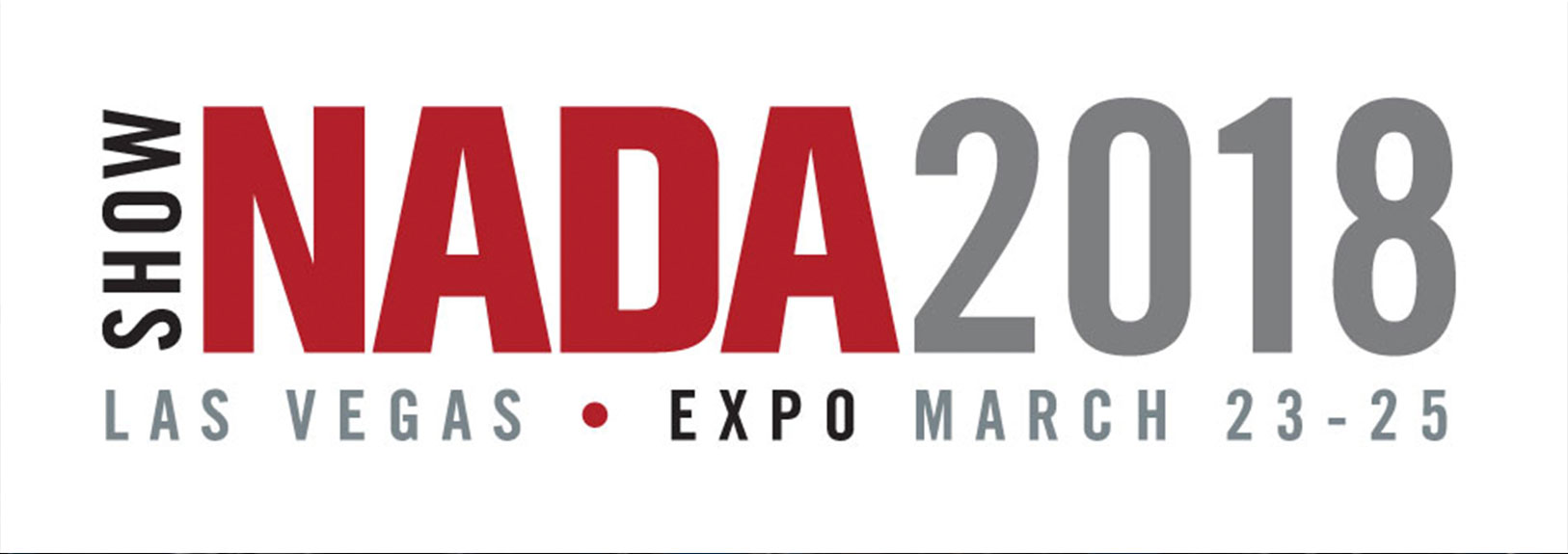 NADA 2018 Logo for CallRevu Blog